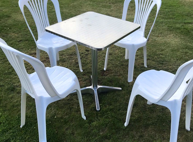 Tables & Chairs Catering Hire in Nottinghamshire